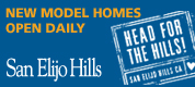 New Models Open Daily in San Elijo Hills